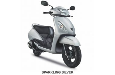 TVS Offering Jupiter Scooter In 2 New Special Colours