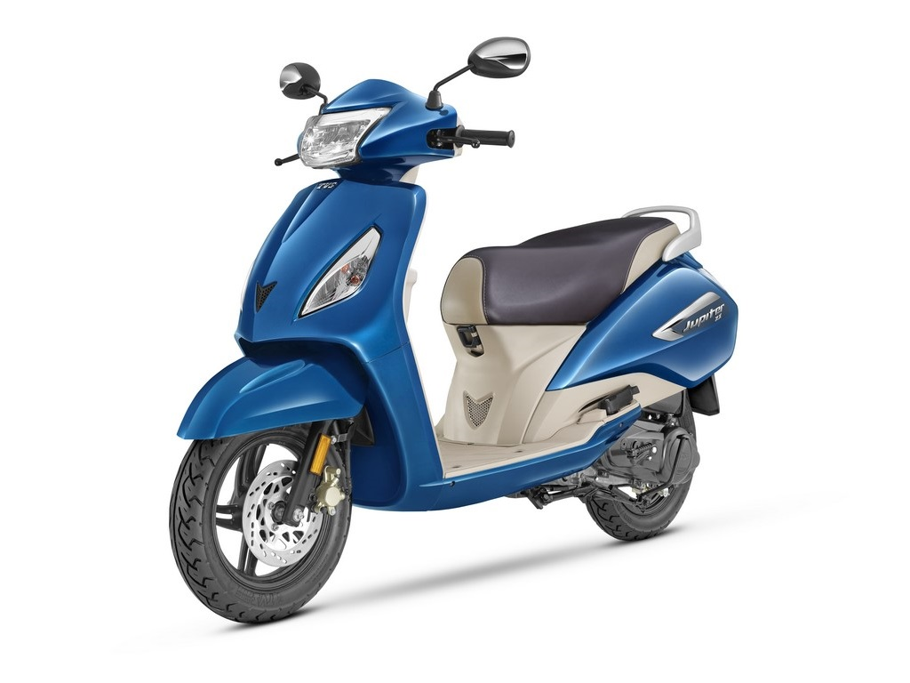 February 2021 Scooter Sales