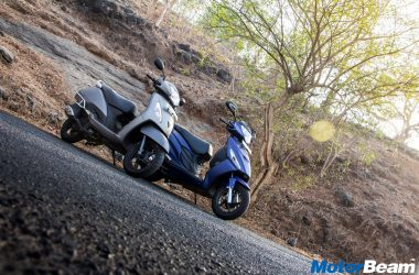 TVS Overtakes Hero To Become 2nd Largest Scooter Maker