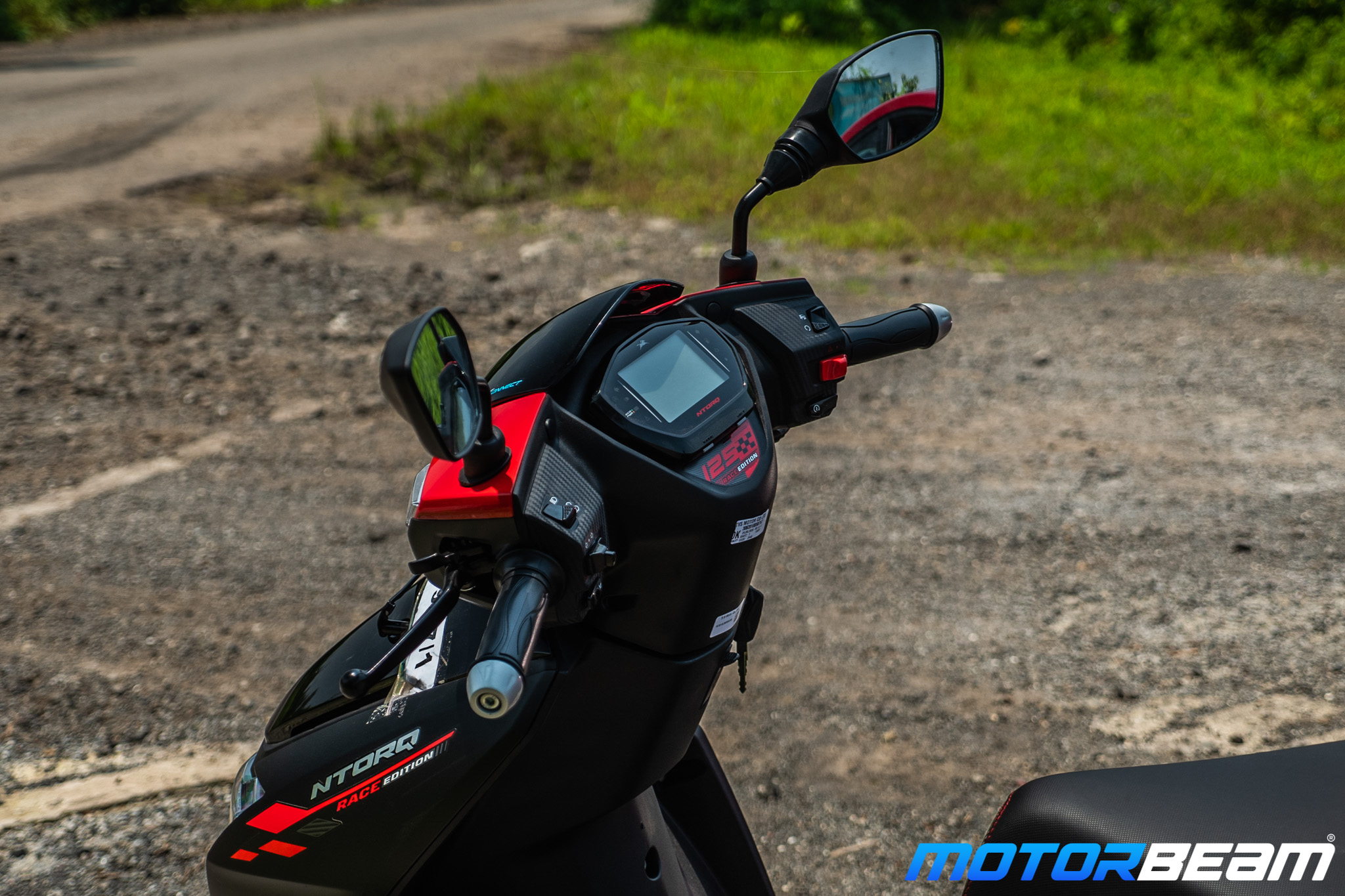 TVS NTorq 125 Race Edition Review 25