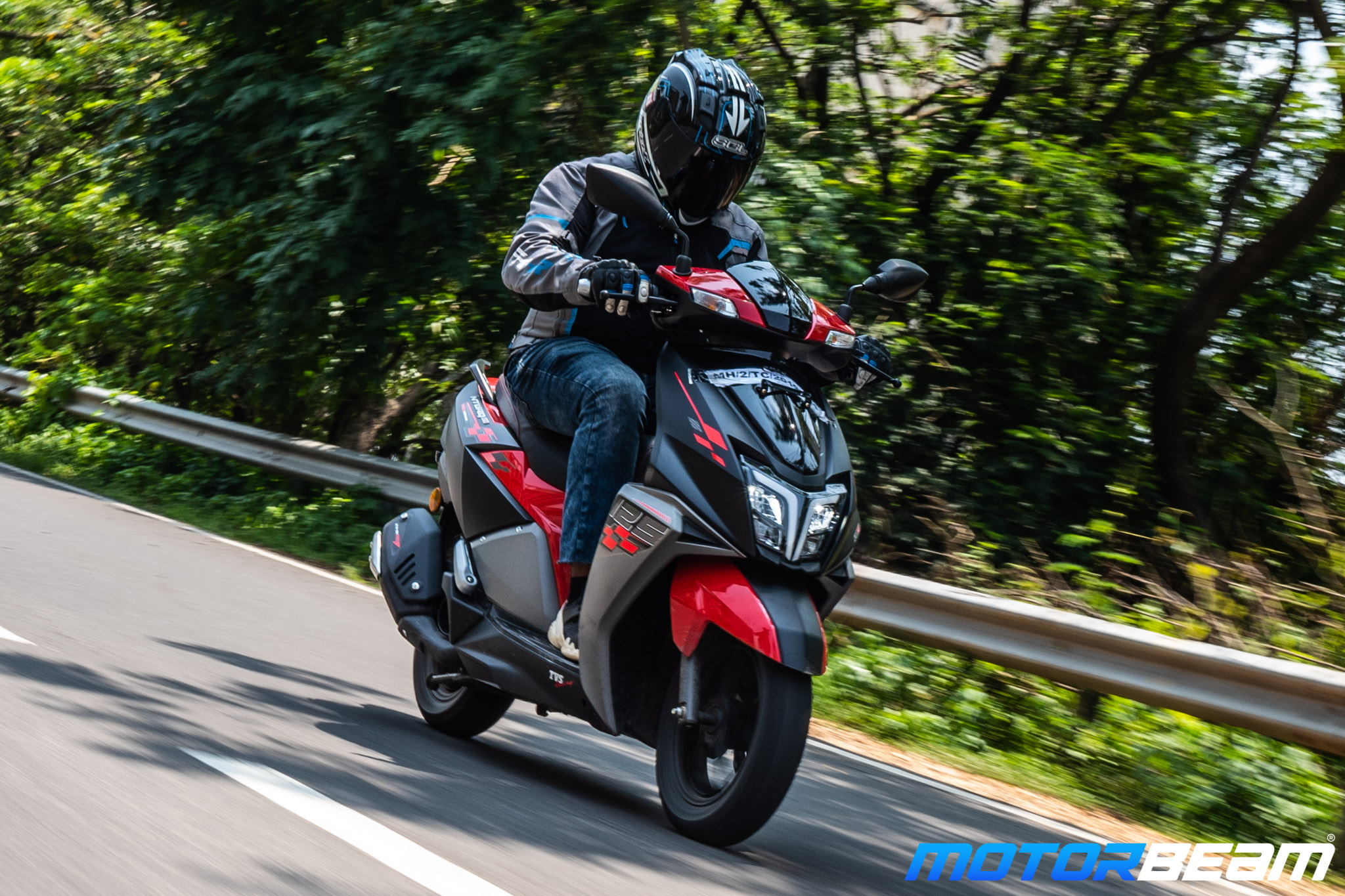 TVS NTorq 125 Race Edition Review 30