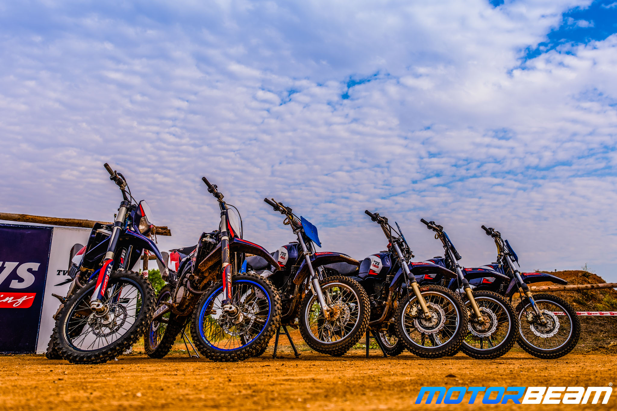 TVS Off-Road Track Day Training