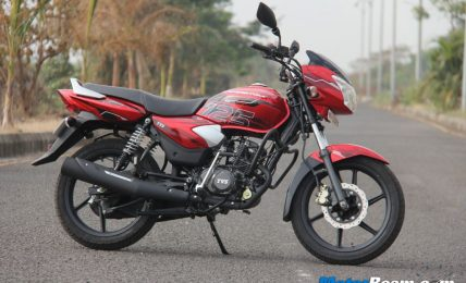 TVS Phoenix 125 Test Ride Review