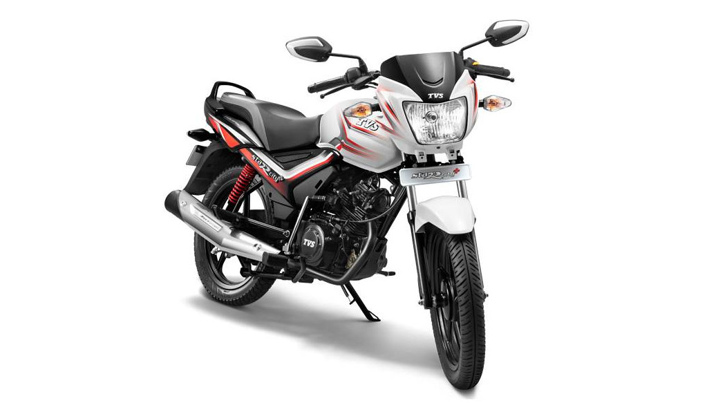 TVS Star City Plus Special Edition