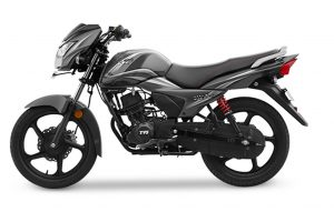 TVS Victor Grey Review