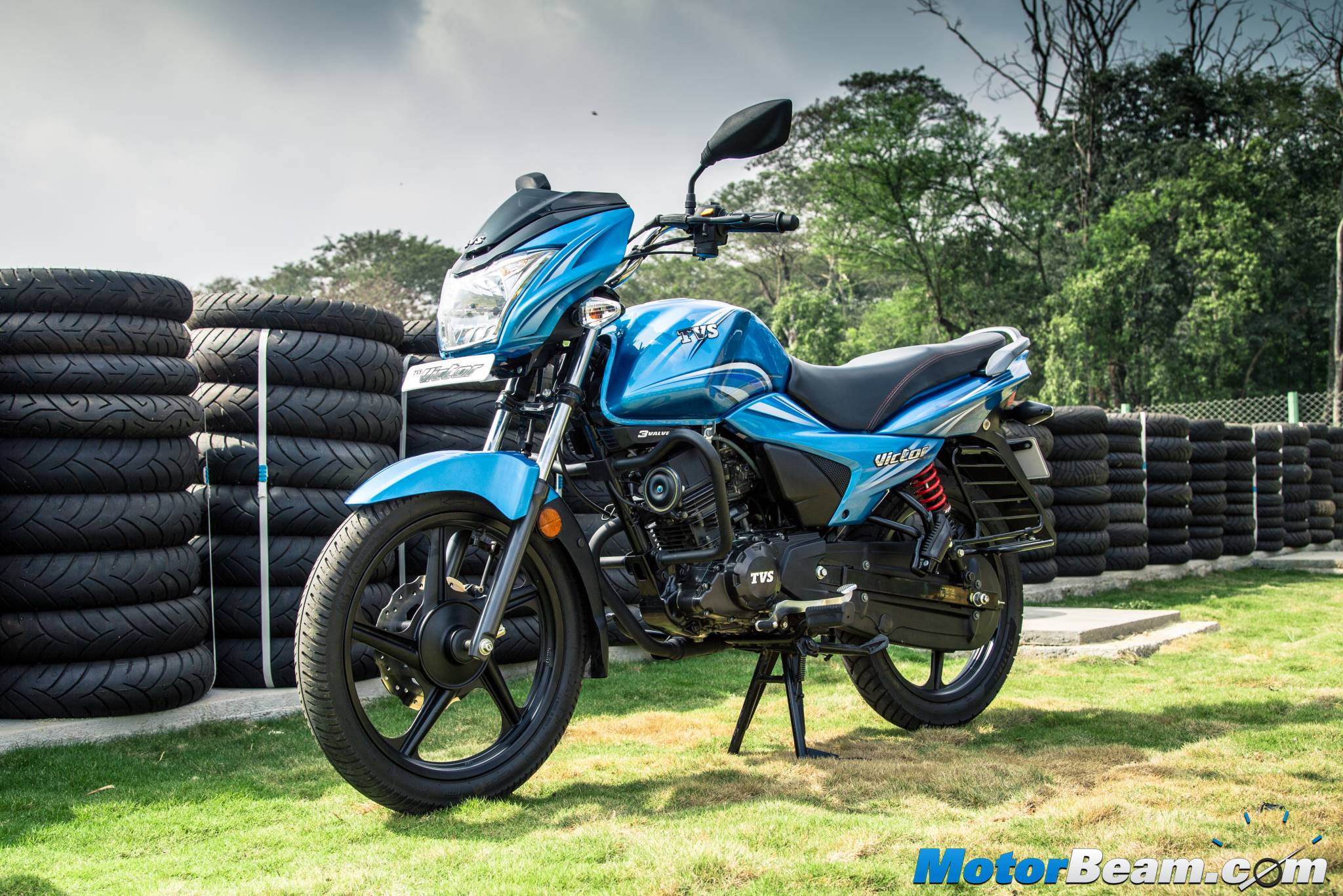 TVS Victor Review Test Ride
