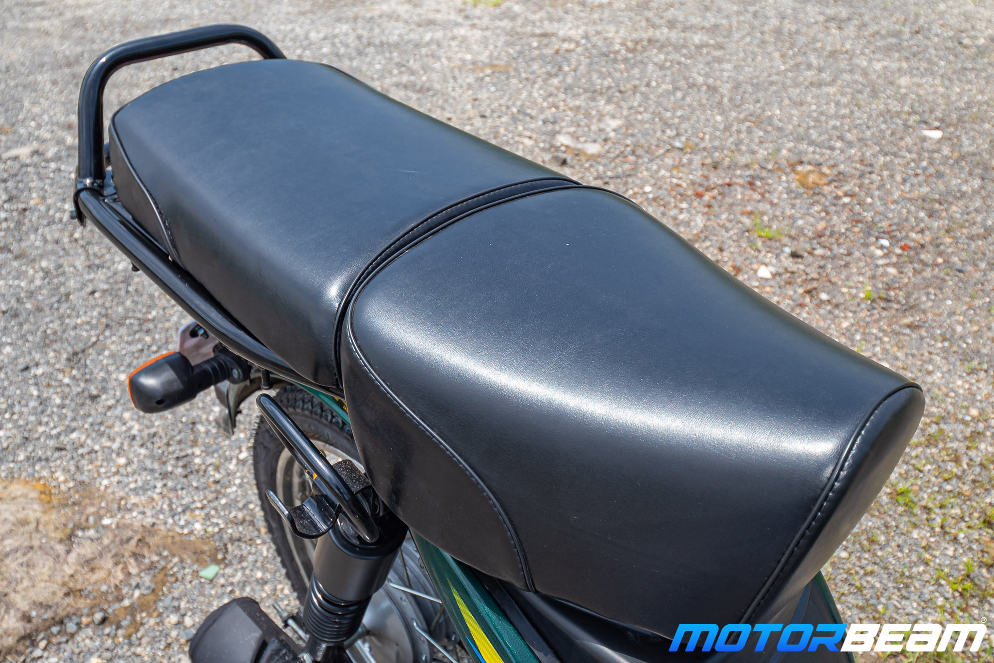 TVS XL 100 Heavy Duty Review 14