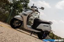 TVS iQube Electric Review Test Ride