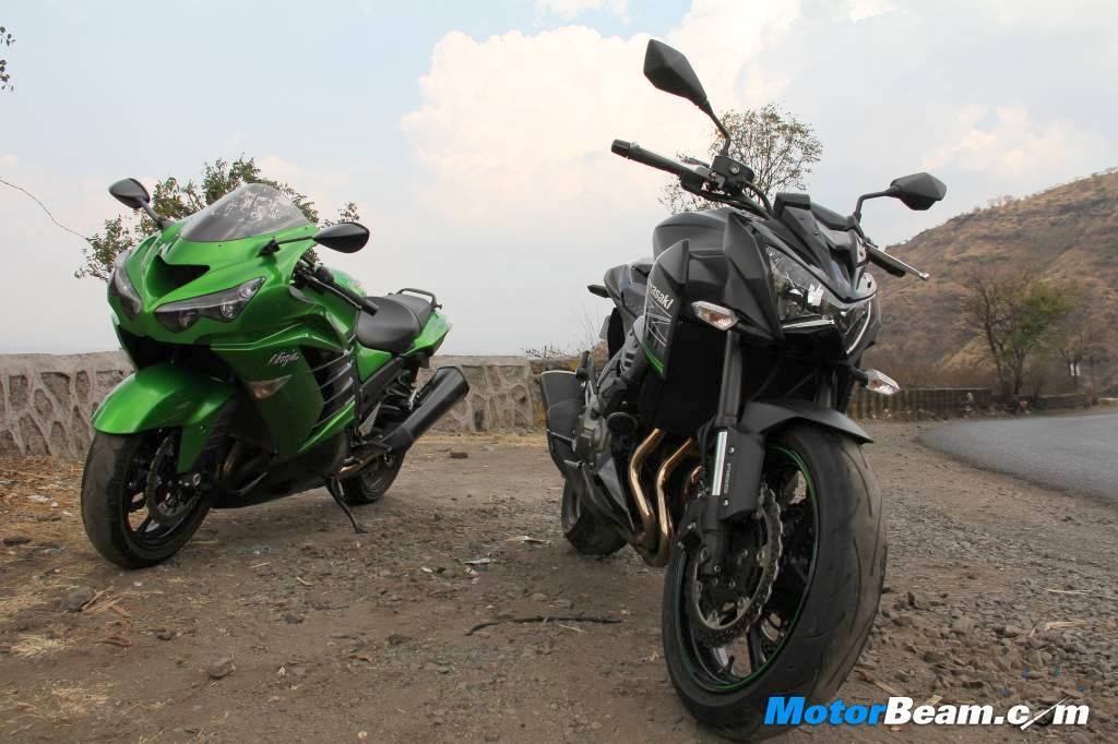 Tale Of Two Superbikes India