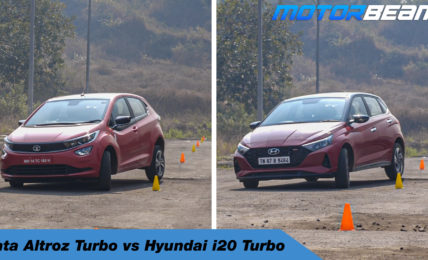 Tata Altroz Turbo vs Hyundai i20 Turbo