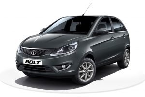 Tata Bolt Grey