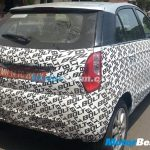 Tata Bolt Hatchback Spy Shot