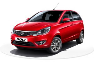 Tata Bolt Red