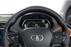 Tata Digital Instrument Cluster