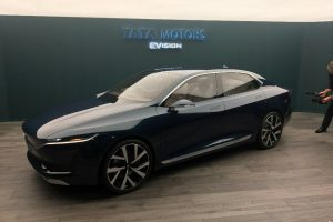 Tata E-Vision EV Concept Specifications