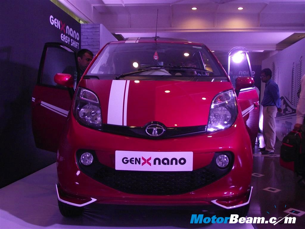 Tata GenX Nano Customised