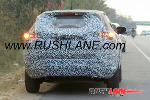Tata H5 Q501 Spotted In India