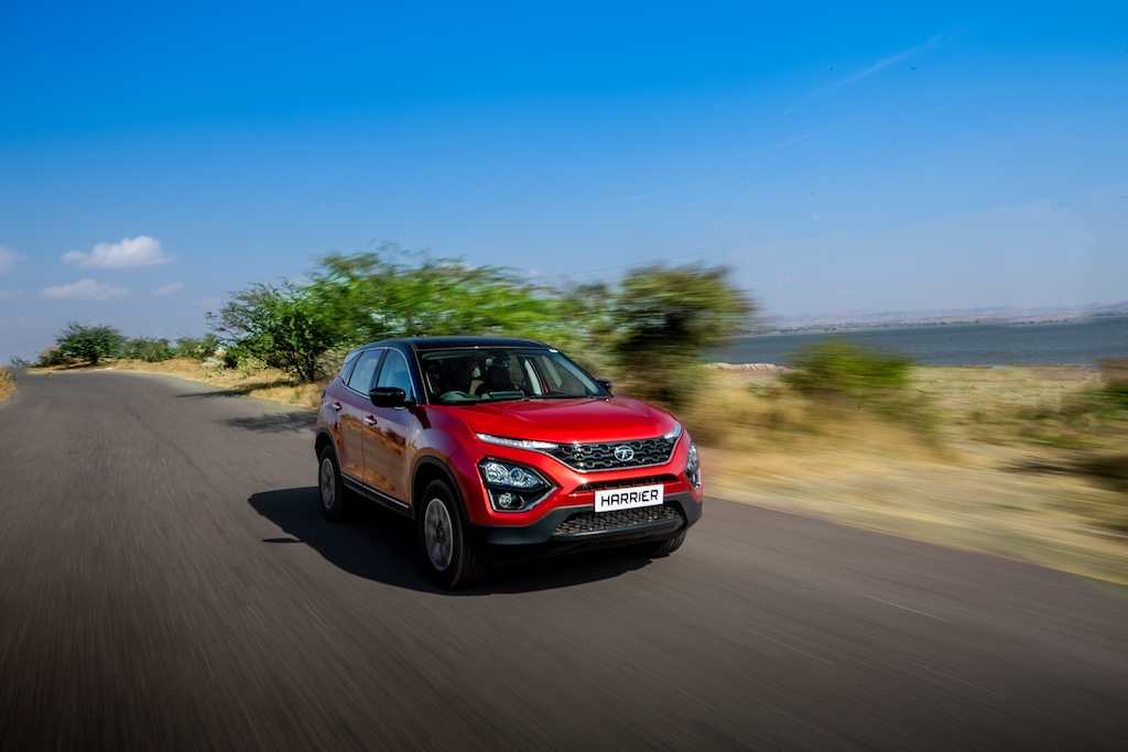 Tata Harrier AT