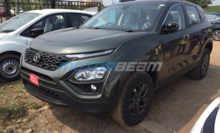 Tata Harrier Camo Edition