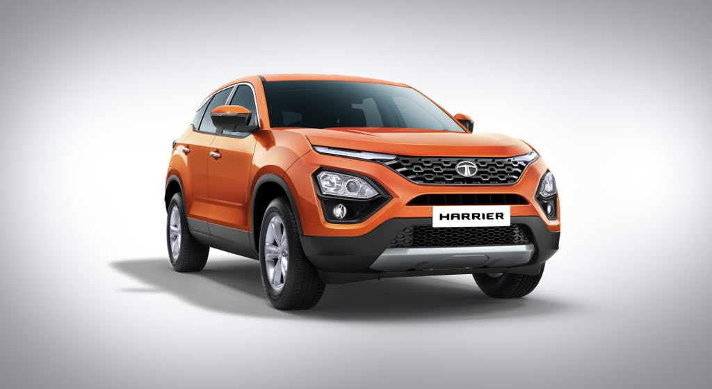 Tata Harrier Exterior