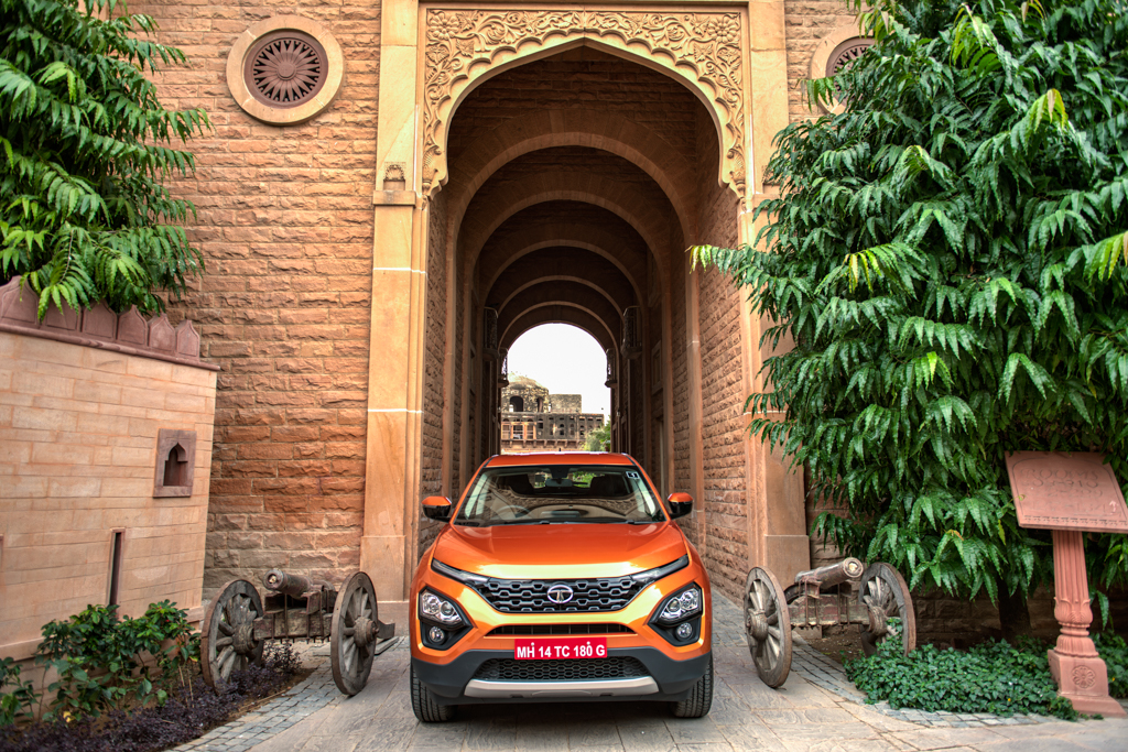 Tata Harrier India Launch