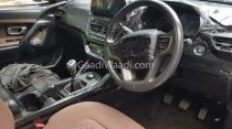 Tata Harrier Interior Details