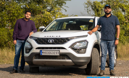 Tata Harrier Ownership Experience