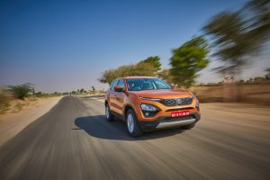 Tata Harrier Performance