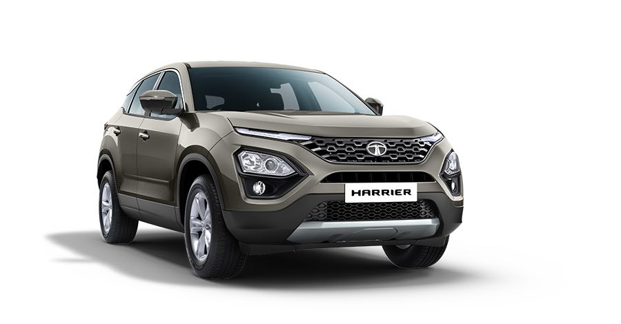 Tata Harrier Thermisto Gold