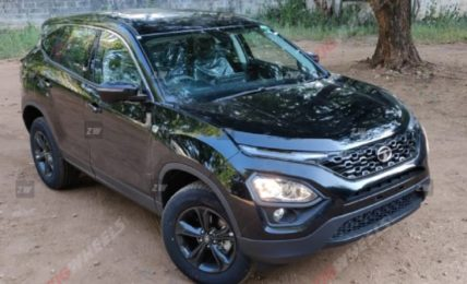 Tata Harrier XT Dark Edition Price
