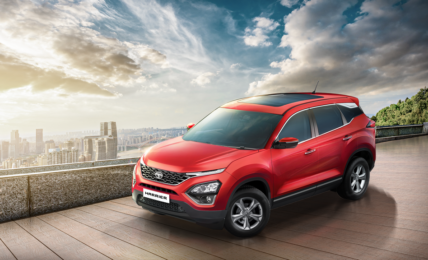 Tata Harrier XT+ Price