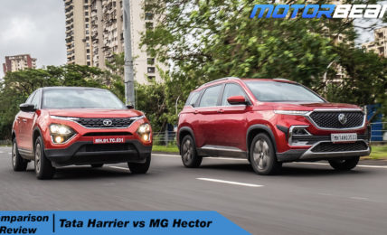 Tata Harrier vs MG Hector Video