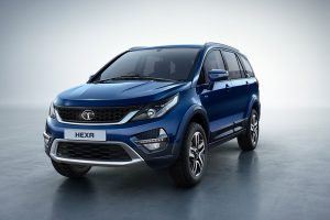 Tata Hexa Bookings