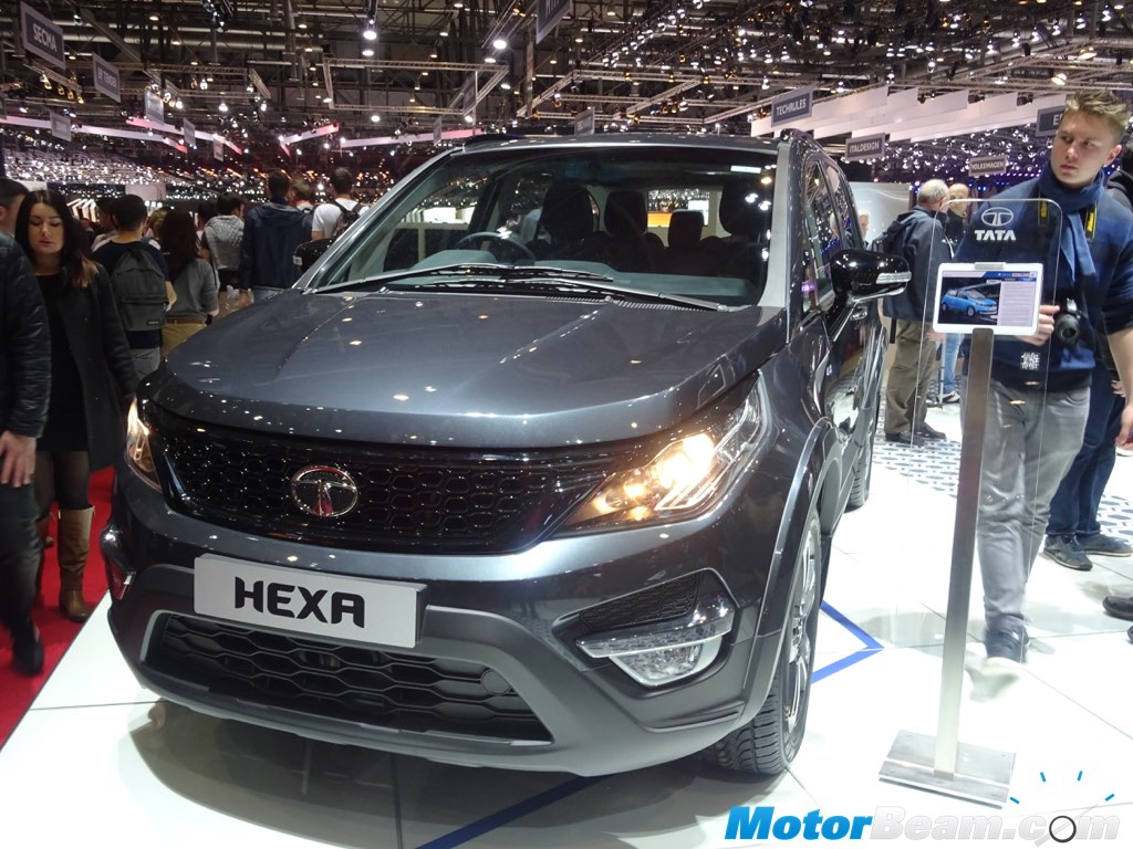Tata Hexa Launch In June 2016 Rivals Toyota Innova Motorbeam