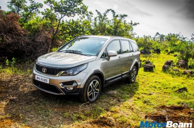 Tata Hexa Launched, Priced From Rs. 11.99 Lakhs [Live]