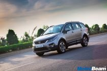 Tata Hexa Video Review
