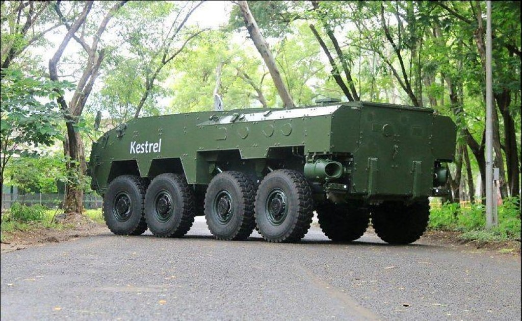Tata Kestrel Defence Vehicle