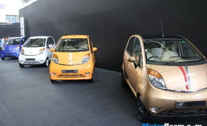 Tata Nano Personalised Kits