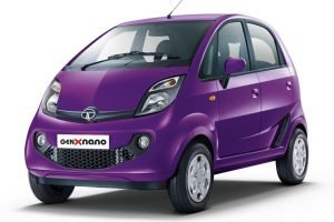 Tata Nano Purple