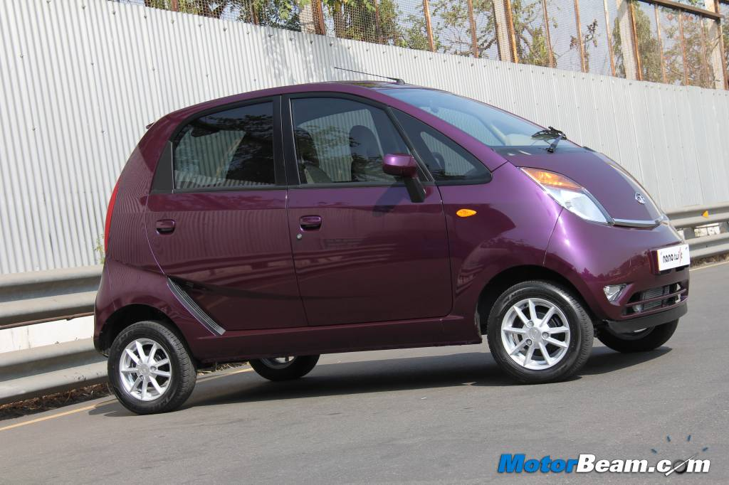 Tata Nano Twist User Experience