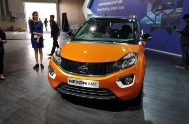 2018 Tata Nexon AMT Launched, Priced From Rs. 9.41 Lakhs