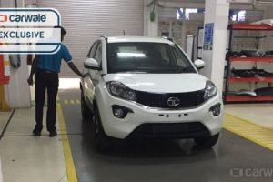 Tata Nexon Production Version