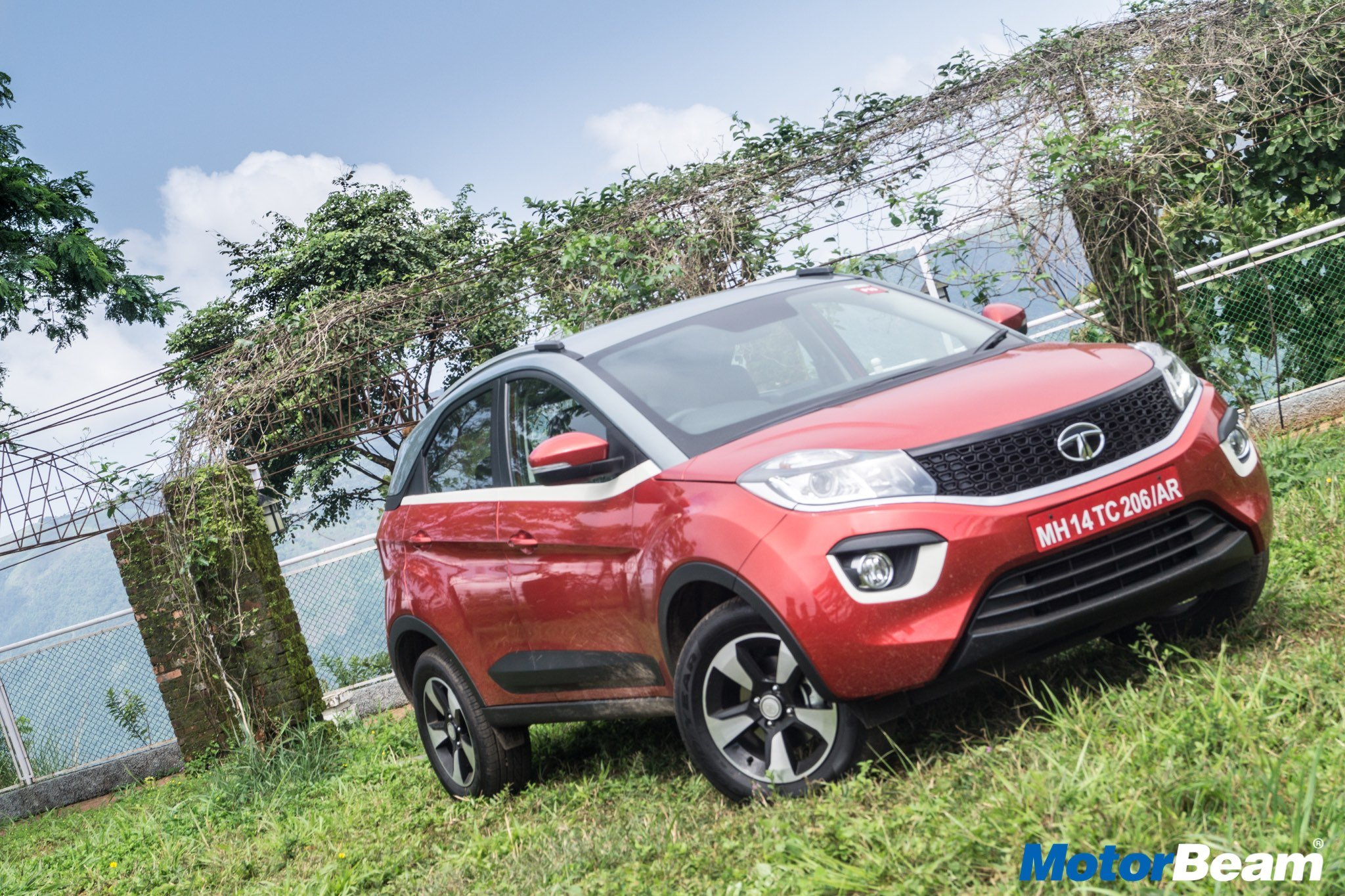 Image result for 2017 Tata Nexon review, road test