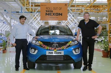 Tata Nexon Production Starts, Launch By October