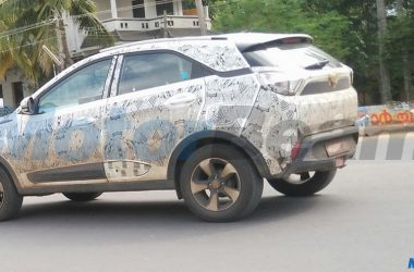 Tata Nexon Launch In August, Spotted On Test Again