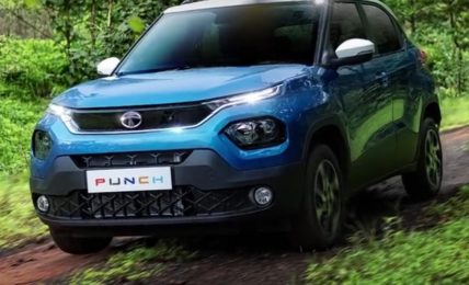 Tata Punch Front