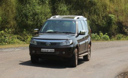 Tata Safari Storme Road Test