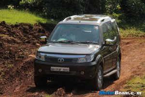 Tata Safari Storme Test Drive Review