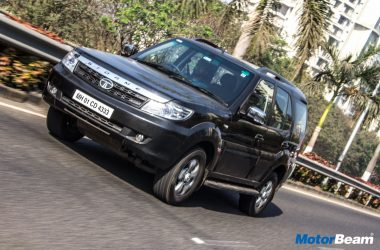 Tata Safari Storme V400 Long Term Review – First Report