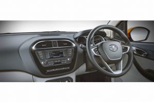 Tata Tiago Features